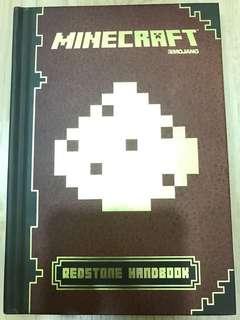 Minecraft Redstone Handbook (Hardback)
