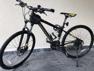 "Merida Big.Seven 500 (2014) Cross Country Mountain Bike - 27.5"" Hard Tail MTB bicycle"