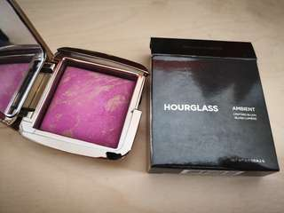Hourglass ambient lighting blush in radiant magenta