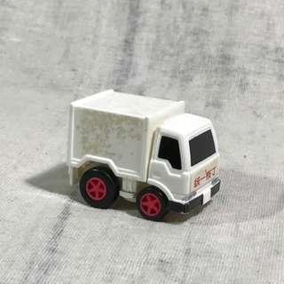 統一布丁贈品玩具車