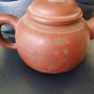 🚚 陶土茶壼