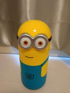 Minion Insulated Water Bottle
