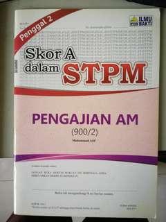 STPM PA sem 2 book