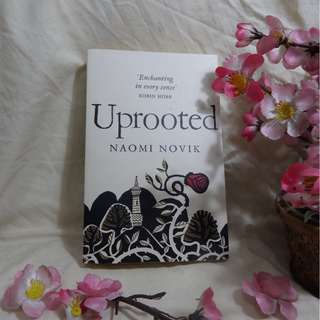 Uprooted (Novel Fiksi Populer Inggris/English Popular Fiction Book) - Naomi Novik