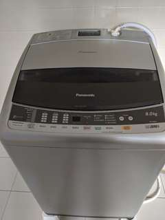Panasonic Washing Machine NA-F80H1