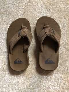 Quicksilver Slippers