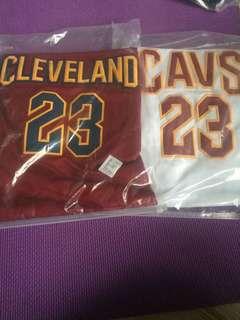 *NEW!* NBA CLEVELAND CAVALIERS NEW SEASON BASKETBALL JERSEY CAVALIERS NBA JERSEY JAMES 23