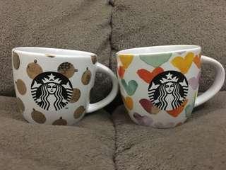 Special Edition Starbucks Demitasse