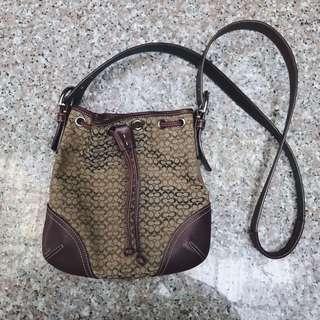 Coach Shoulder Bag (Genuine, Authentic)