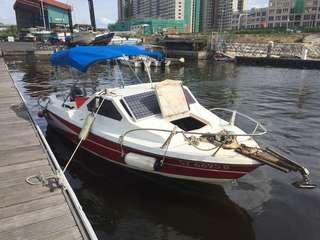18ft Boat for sale