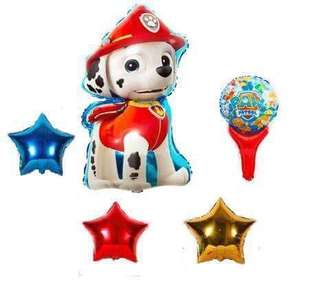 Birthday Party Decoration Set - Paw Patrol