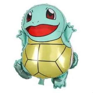 Pokemon - Squirtle balloon