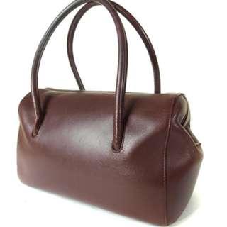 [預訂]Vintage CARTIER Boston Bag[CT-13]