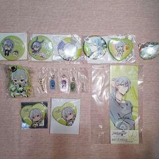 IDOLISH7 - Yuki Merchandise