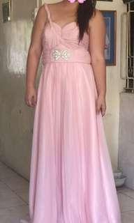 Infinity Dress - Pink