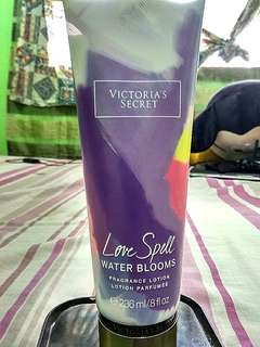 Original Victoria's Secret Lotion Love Spell