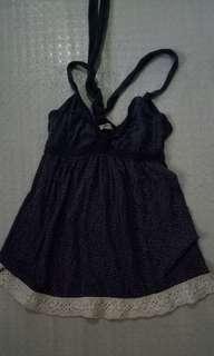 Abercrombie halter blouse