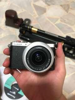 Panasonic Lumix GM1 Mirrorless Camera with Accessories