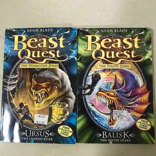Beast Quest 2 for $8
