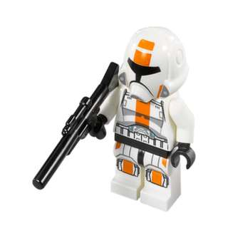 Lego Star Wars Republic Trooper 75001