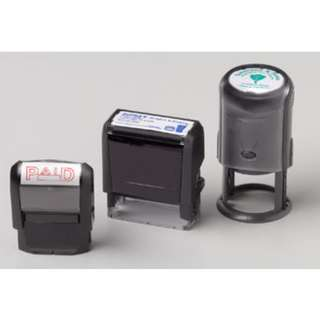 Cheapest customised Self inking rubber stamp