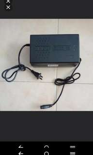 Like For Likes Escooter Fast Charger 48v 52v 60v 5A Dualtron Ultra Speedway 3 pin
