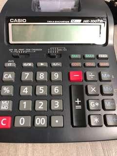 Casio 印紙計算機