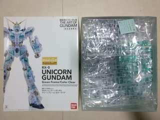 The Art of Gundam MG Unicorn Gundam