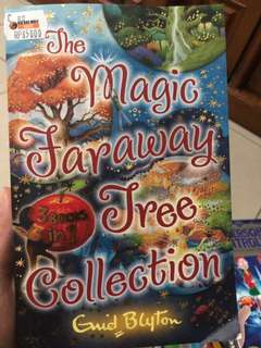 Enid Blyton - The magic faraway tree collection