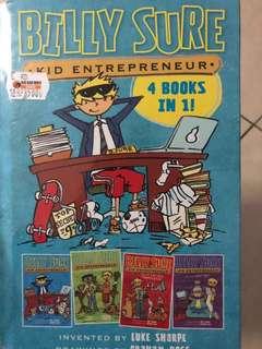 Billy sure - Kid Enterpreneur