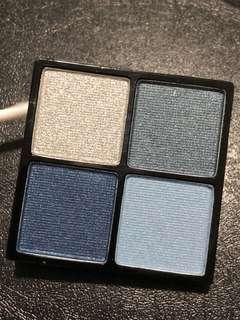 NOCIBe Quatro Ombres Eyeshadow makeup