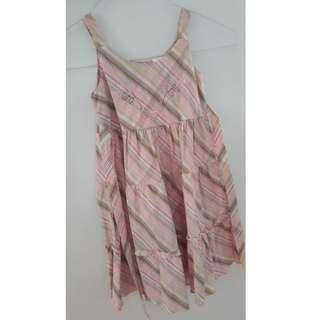 Cute light pink dress