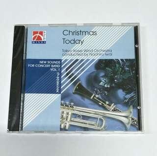 Christmas Today (Tokyo Kosei Wind Orchestra)