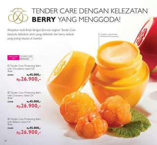 Tender Care Berry