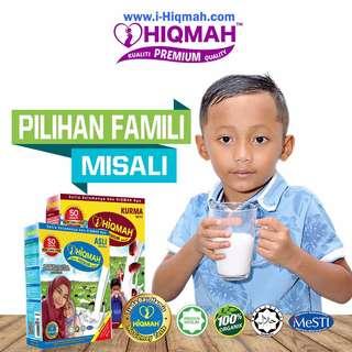 Susu Kambing i-Hiqmah