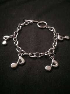 Music Notes Bracelets