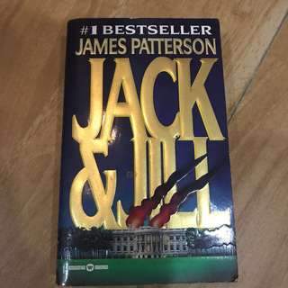 James Patterson Kiss the Girls/ Jack & Jill