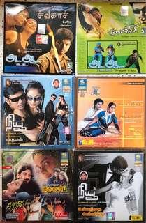 Ilayaraja A R Rahman tamil cds