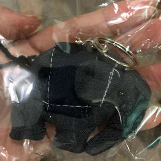 🚚 Elephant Keychain (from Thailand)
