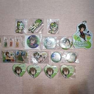 IDOLISH7 - Yamato Nikaido Merchandise