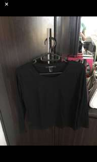 Brand name: Forever 21 Size: L (fits to M frame) Price: 100
