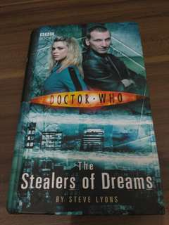 Doctor Who The Stealers of Dreams