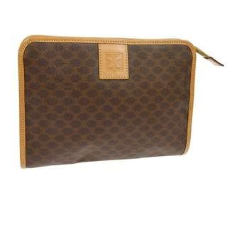 [預訂]Vintage CELINE Clutch Bag Brown[CE-12]