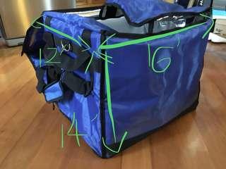 實用 袋 野餐 保溫 袋 行山 露營 hiking camping picnic keep warm bag