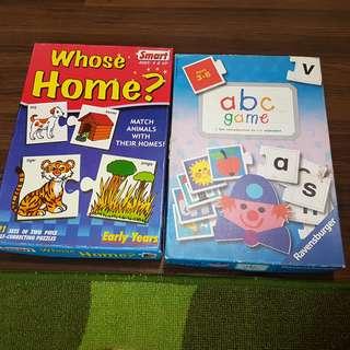 Educational Kids Puzzles