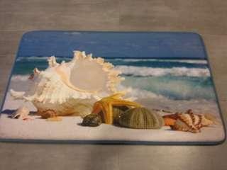 """Beach Memory Foam Mat 18×30"""""""