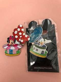 Disney Pin - 迪士尼襟章