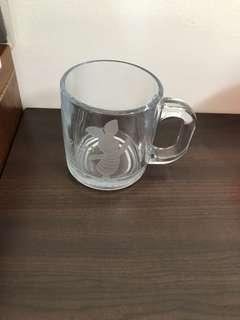 Vintage Piglet Glass