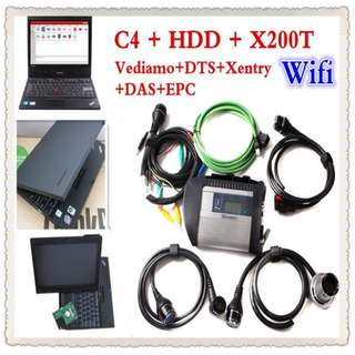 Detector SD C4 SD Connect diagnostic XBensz