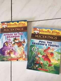 Geronimo Stilton~Micekings 2 for RM24